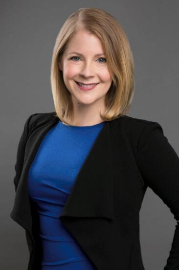 Heather Lamont, Senior Manager of Commercial and Corporate Card Products, BMO
