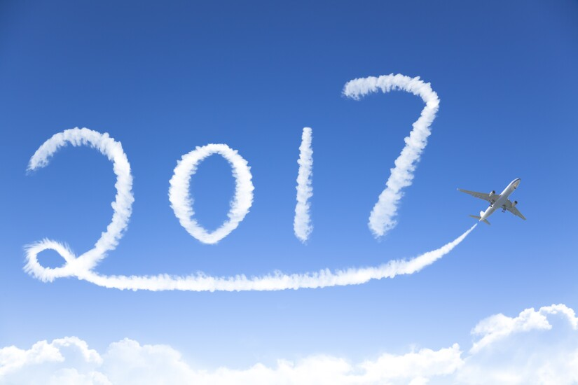 2017 in skywriting
