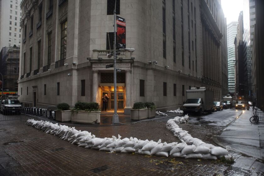 Superstorm Sandy-NYSE-Hurricane-Bloomberg News