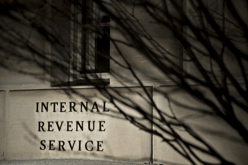 IRS building 2 by Bloomberg News