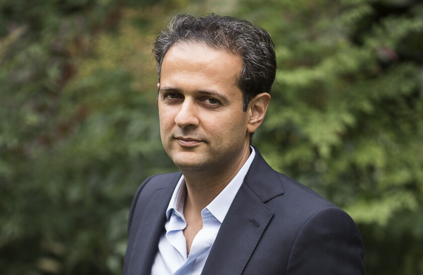 Rishi Khosla, co-founder of OakNorth