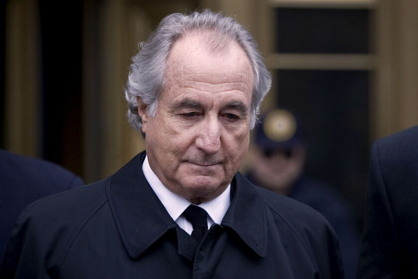 Madoff's level of remorse has always been in question. Even from prison, he said in recent years that he ran a proper business for decades and that his biggest early investors were to blame for his crimes by demanding unrealistic returns.