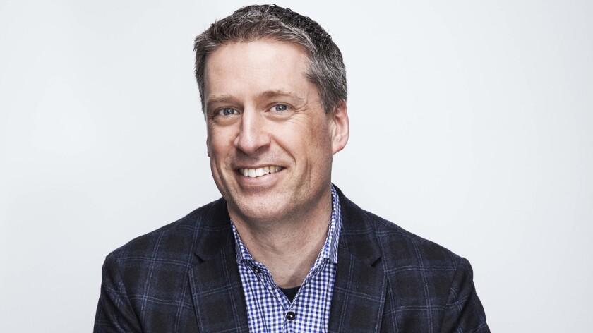 Brandon Nussey, Lightspeed CFO
