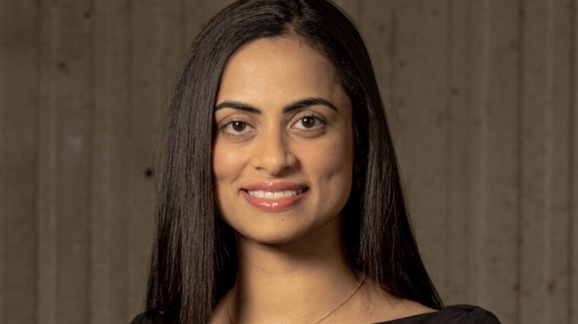 Dhivya Suryadevara, Stripe's new CFO, was most recently CFO at GM.