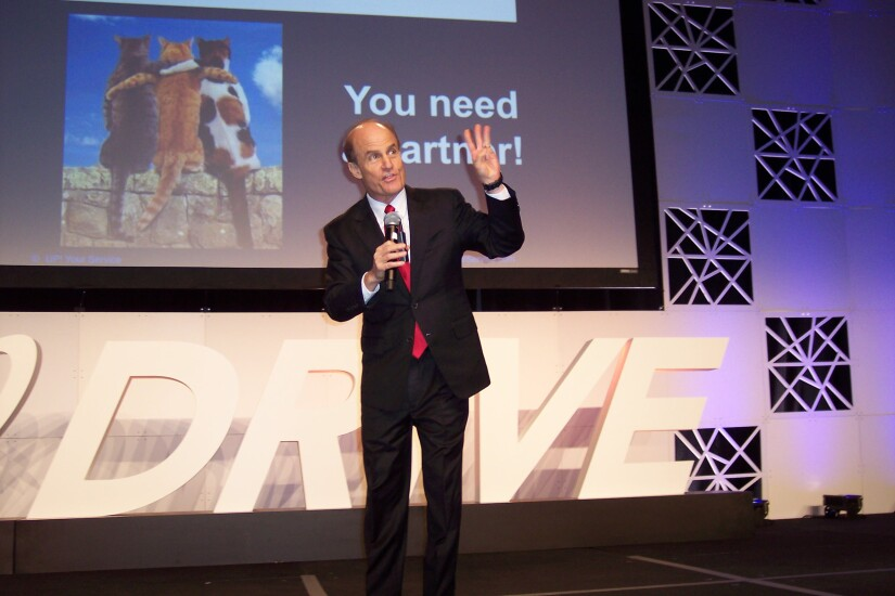 Ron Kaufman - CU Direct Drive conference 2019 - CUJ 052019.JPG