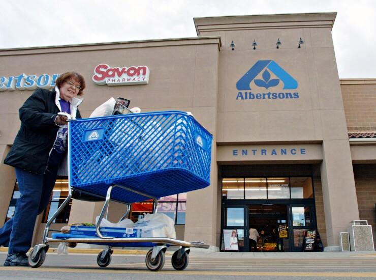 Albertsons store