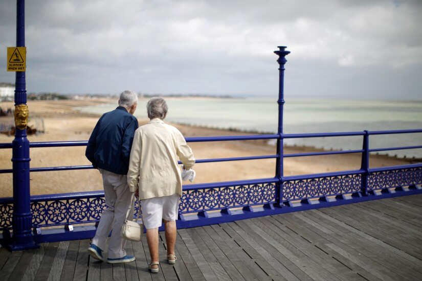 Retirement retirees 2 by Bloomberg News