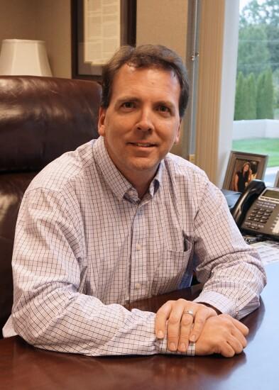 Advantage One Credit Union CEO Chris Corkery