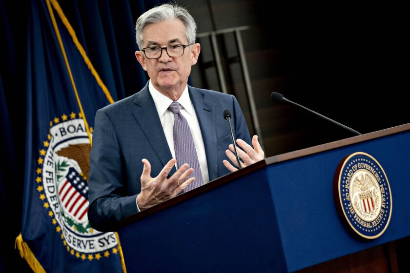 The Fed's actions Thursday were done at the direction of Chairman Jerome Powell.