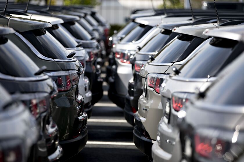 The Federal Reserve said that demand for consumer loans, including loans for automobiles, increased in the third quarter.