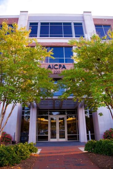 AICPA building in Durham, N.C.