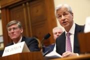 Citigroup CEO Michael Corbat, JPMorgan Chase CEO Jamie Dimon