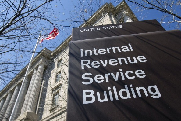 IRS headquarters
