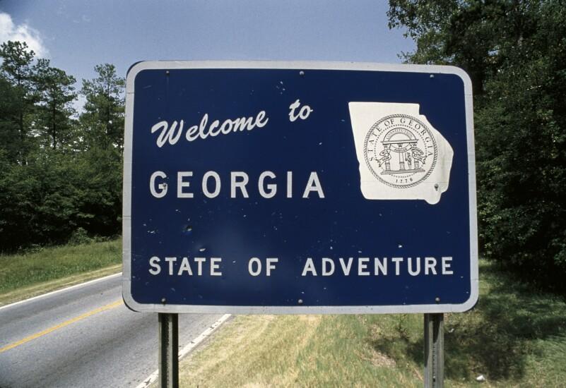 Georgia_sign