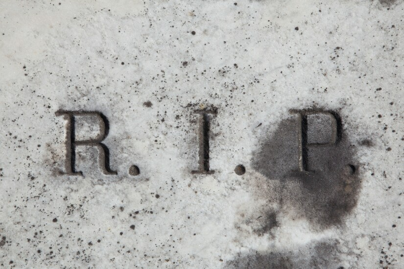 RIP inscription