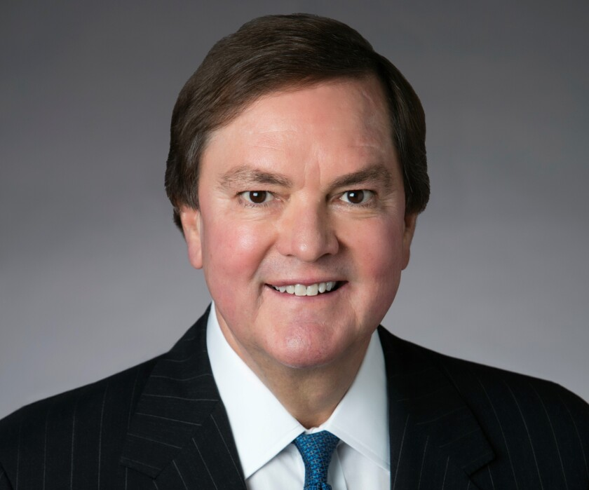J. Bruce Bugg Jr. will oversee a $1.5 billion-asset bank when the three Texas banking companies are merged.