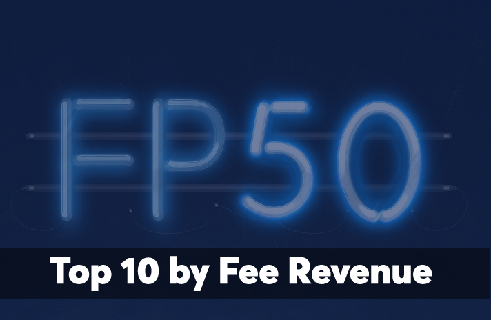 FP50 2017 top 10 by fee revenue cover