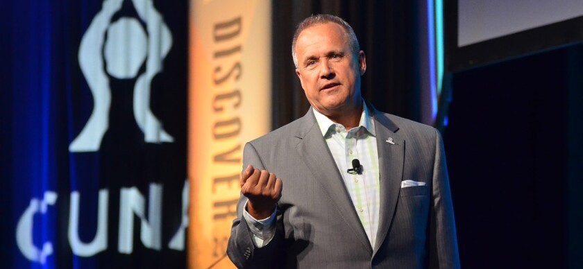 CUNA President and CEO Jim Nussle