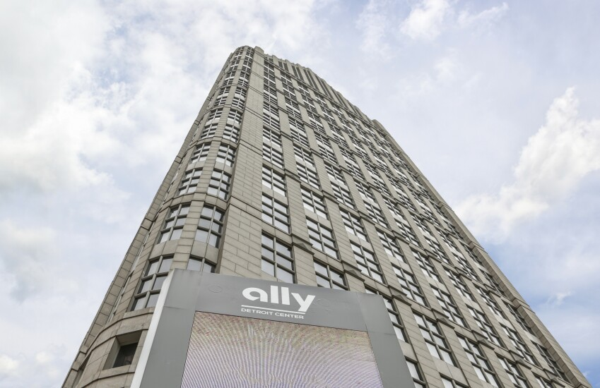 Ally invest IAG
