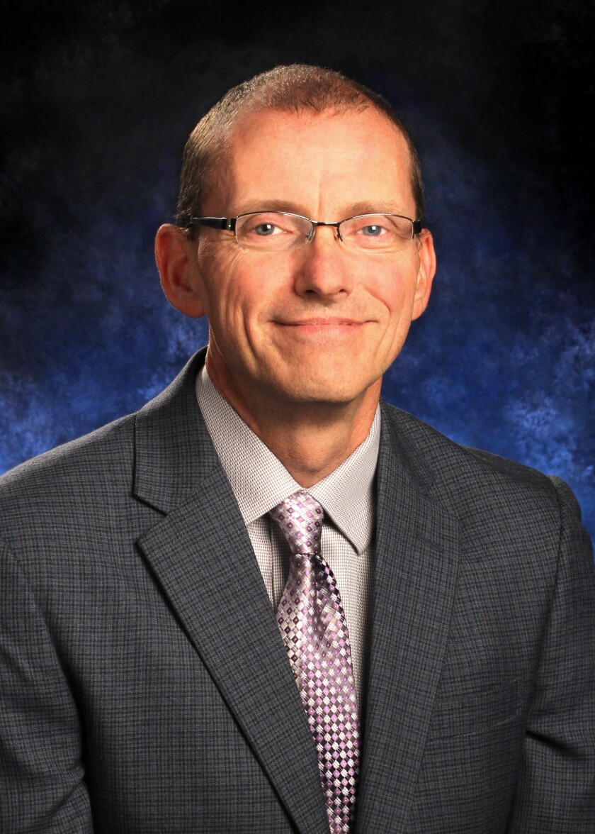 Cameron Minges will become president of Financial Center First Credit Union on Jan. 1, 2021.