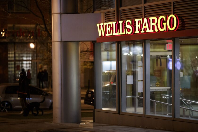 Wells Fargo stated in 2019 that it was reviewing past disclosures regarding the minimum debit card usage that was necessary to avoid paying monthly fees, but it did not reveal the CFPB investigation until this week.