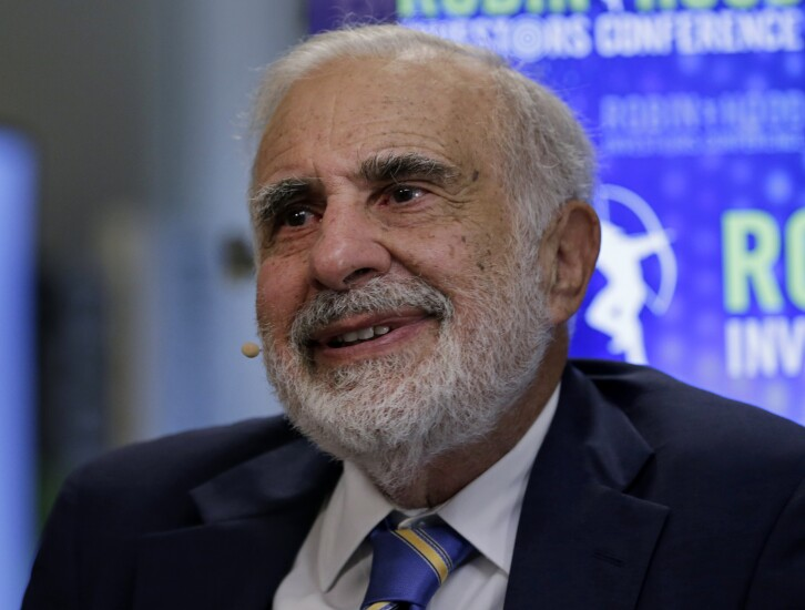 Carl Icahn Slideshow