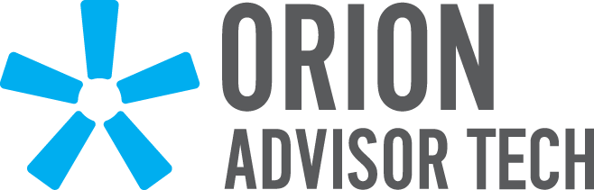 Orion Advisor Tech