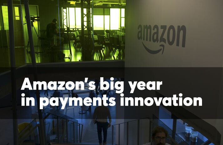 Amazon's big year in payments innovation