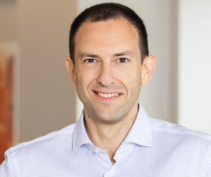 Evan Kotsovinos, global head of infrastructure, American Express