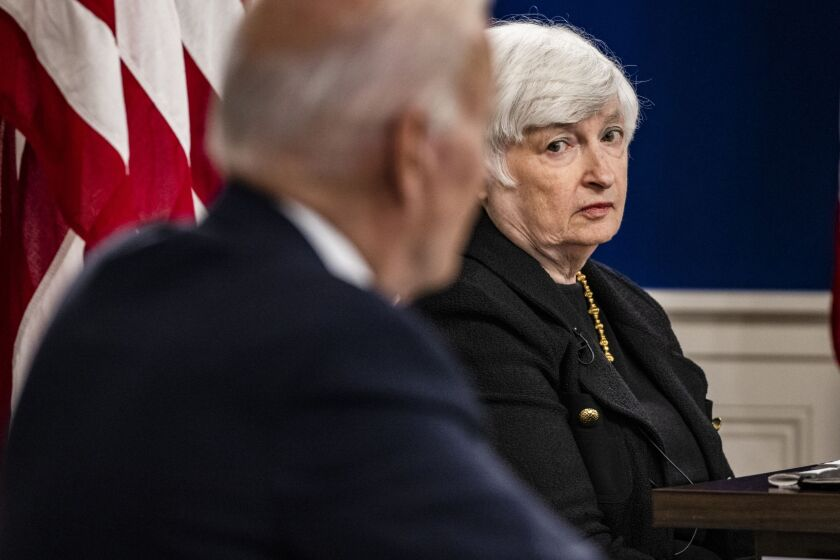 """The changes reflect the """"strong belief that they should zero in on those at the top of the income scale who don't pay the taxes they owe,"""" said Treasury Secretary Janet Yellen."""
