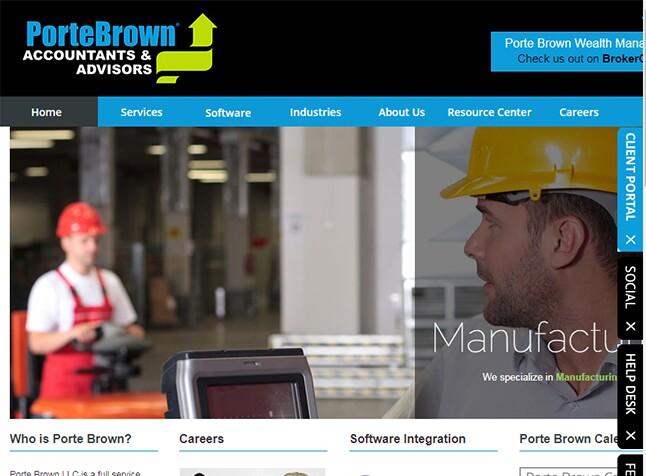 Best Firms - Porte Brown