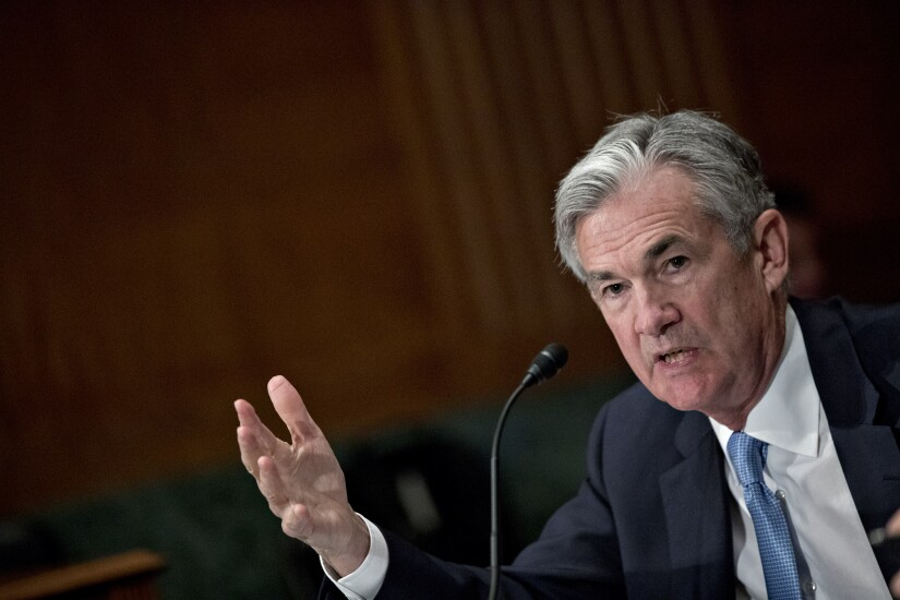 Federal Reserve Board Gov. Jerome Powell