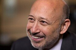 Blankfein Says He Plans to Stick Around