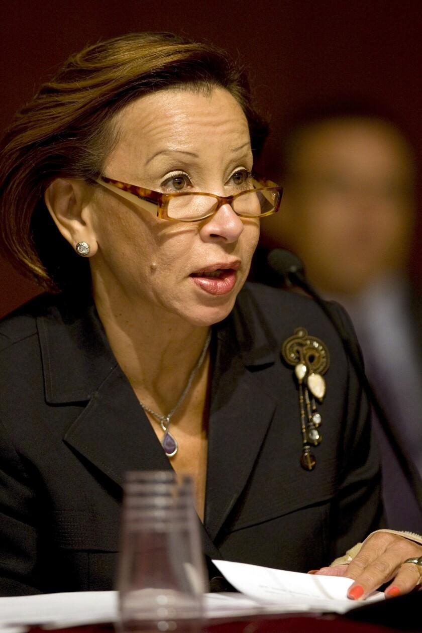 U.S. Representative Nydia Velazquez