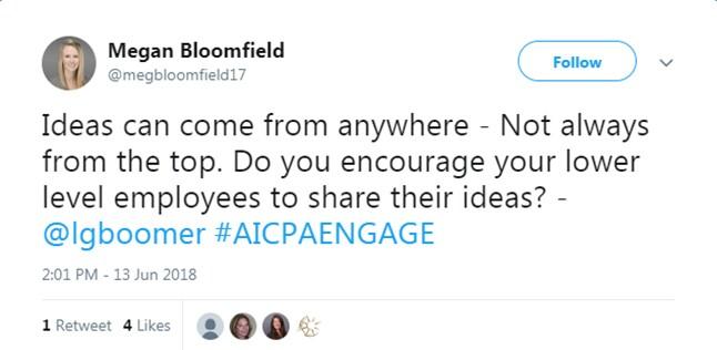 Engage 2018 - Ideas everywhere