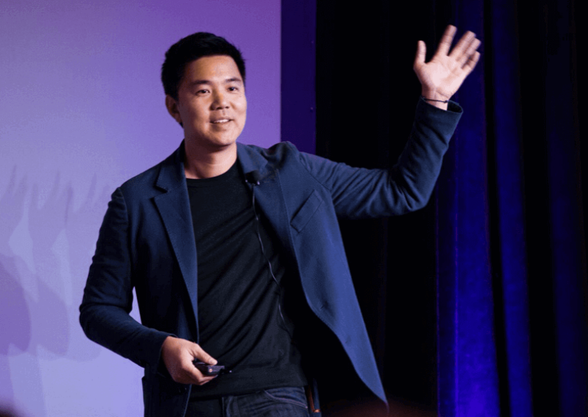 Duke Chung, founder and CEO, TravelBank