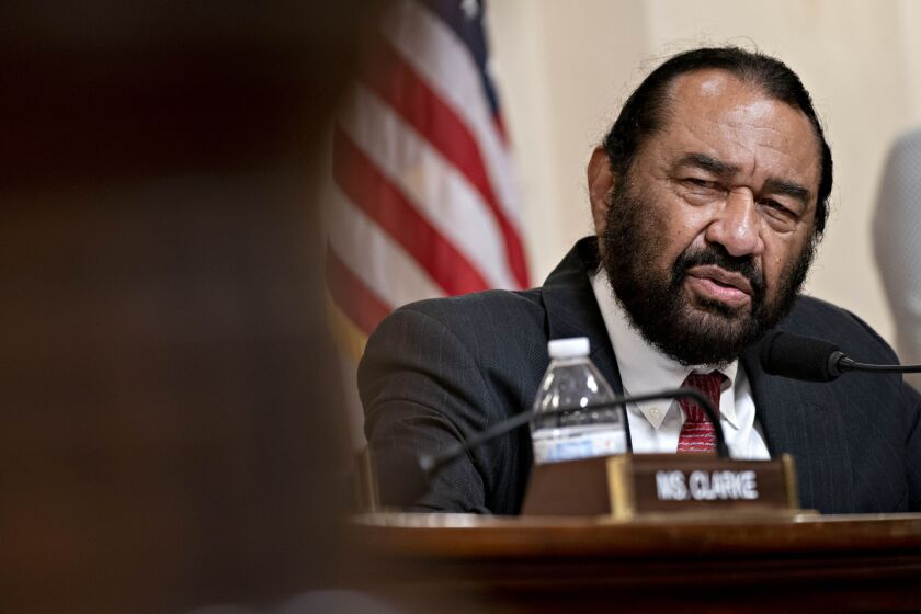 """This program that we established in Congress has been received by the persons who are charged with recording these forbearance agreements— the servicers — it has been received by them as an honor system,"" said Rep. Al Green, D-Texas."