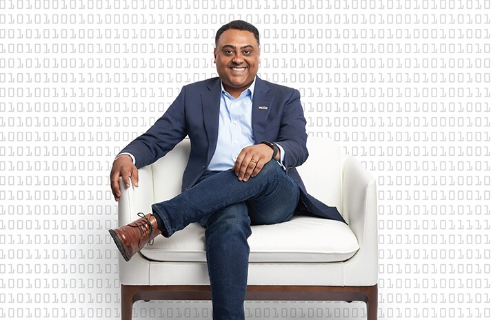 Ankit Bhatt, senior vice president for omnichannel experience at U.S. Bank.