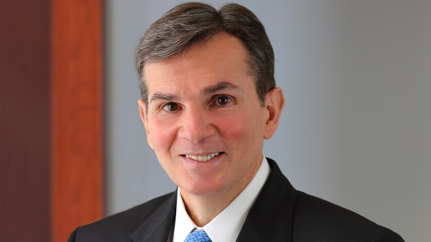 Joseph DePaolo, president and CEO of Signature Bank,