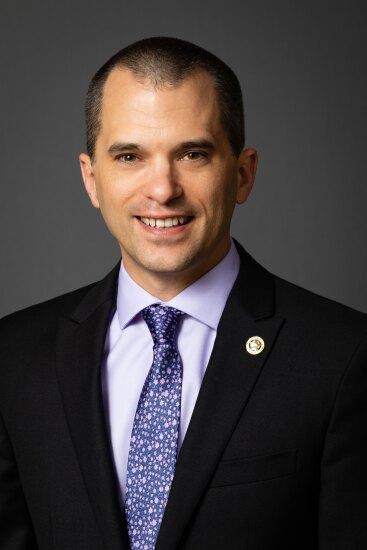 James Estep, Regional Executive in Fairfax for John Marshall Bank