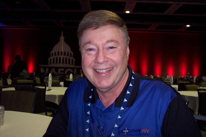 Dan McGowan, Pioneer West Virginia FCU - 2018 NAFCU conference - CUJ 081318.JPG
