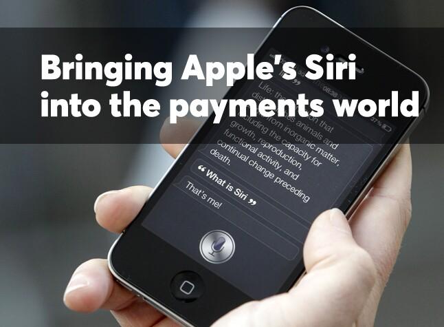 Apple's Siri voice assistant