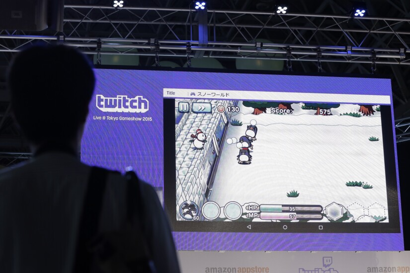 Twitch gamers