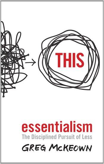 Essentialism Greg McKeown