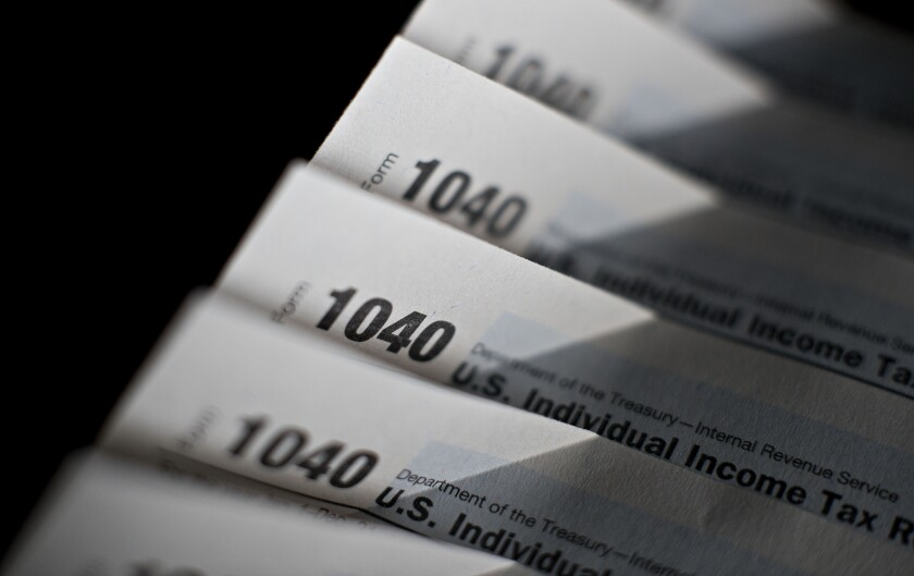 Although it sounds counterintuitive, clients with larger estates should look ino saving taxes by making taxable gifts.