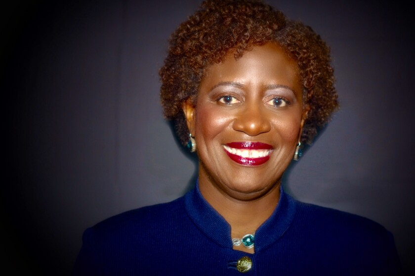 Viola Maxwell-Thompson, president and CEO of Information Technology Senior Management Forum (ITSMF).