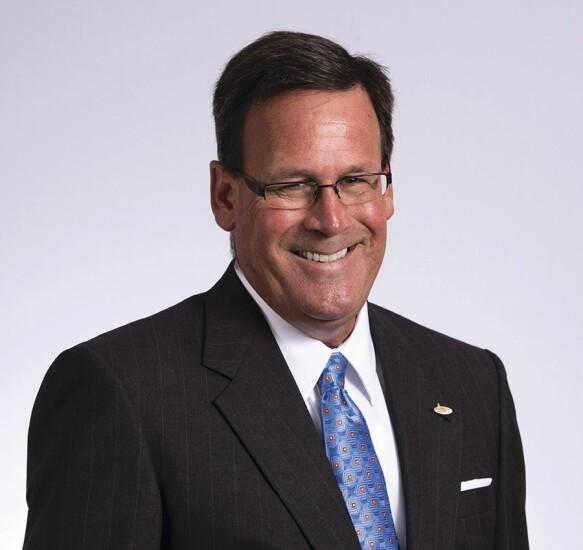Coastal Credit Union CEO Chuck Purvis