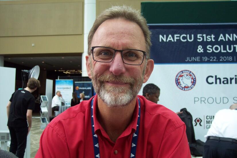 Jeff Jorgensen, Sioux Empire FCU - 2018 NAFCU conference - CUJ 081318.JPG