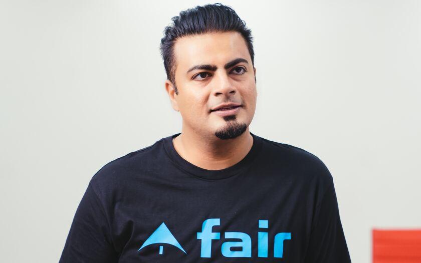 Khalid Parekh, founder, Fair