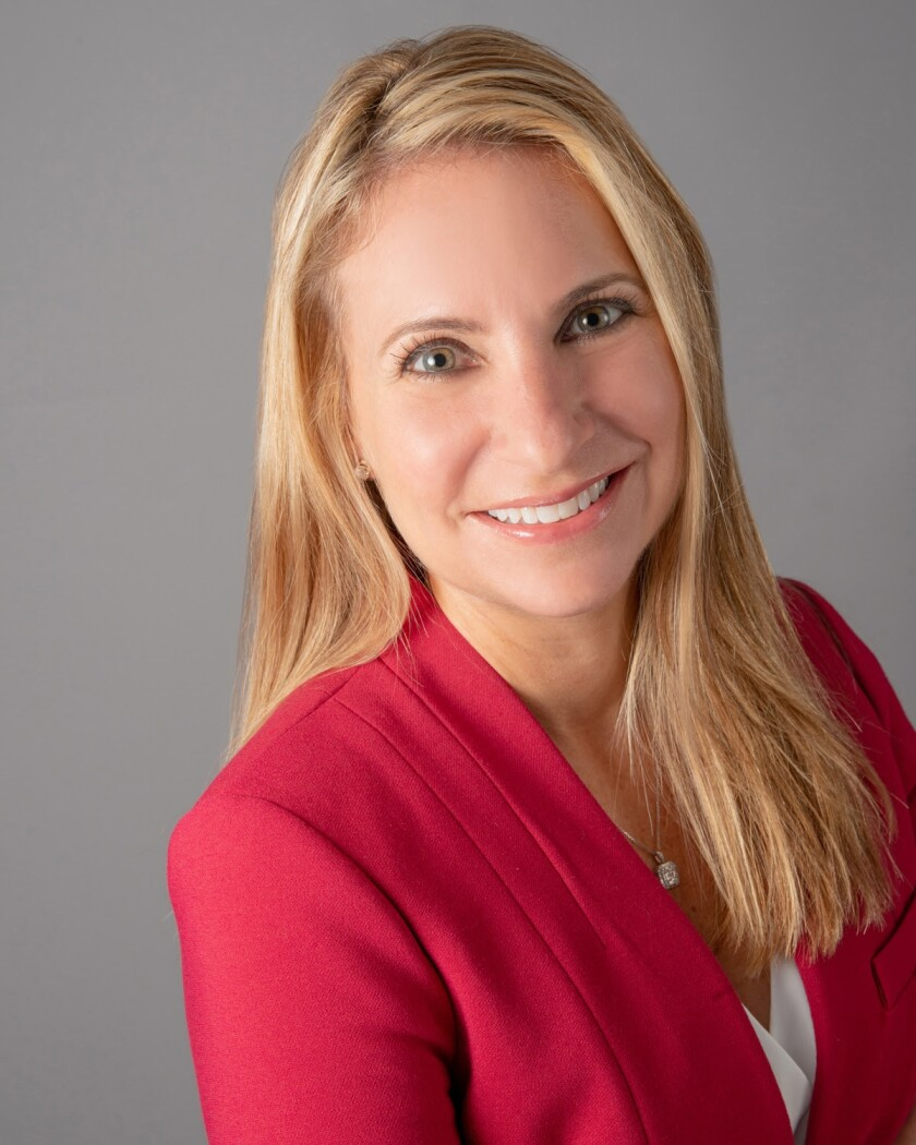 Michele Dean, incoming CEO of Suffolk Federal Credit Union